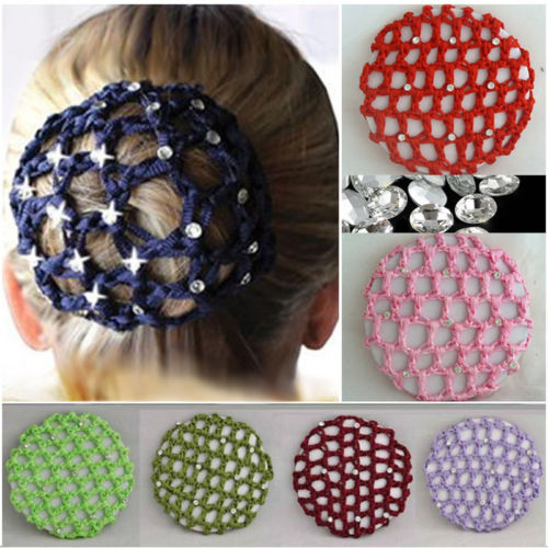 Crochet Hair Bun Cover Goodiesnk